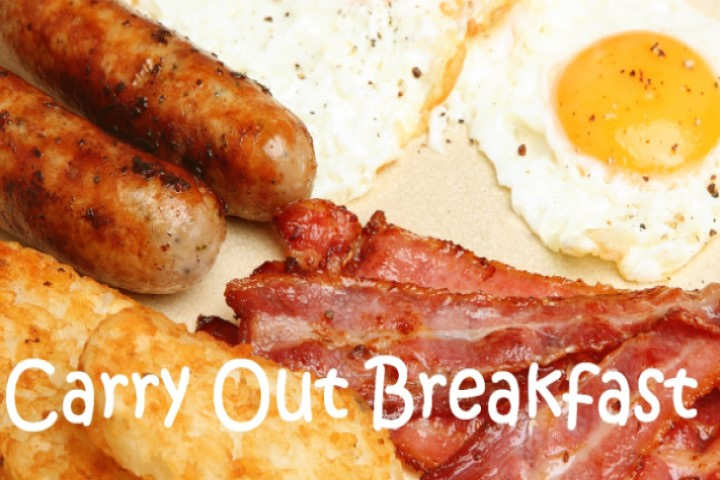 Washington Deli Breakfast Carry Out Menu!