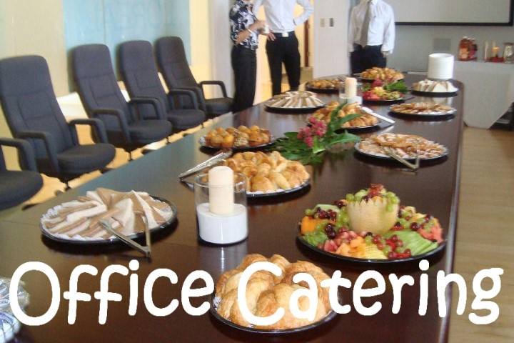 Washington Deli Office Lunch Catering Menus!