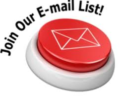 Join Our Email List For Special Offers!